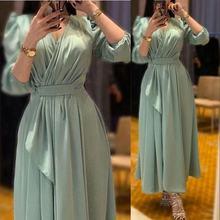 Женские вечерние платья для выпускного вечера Длинное Элегантное