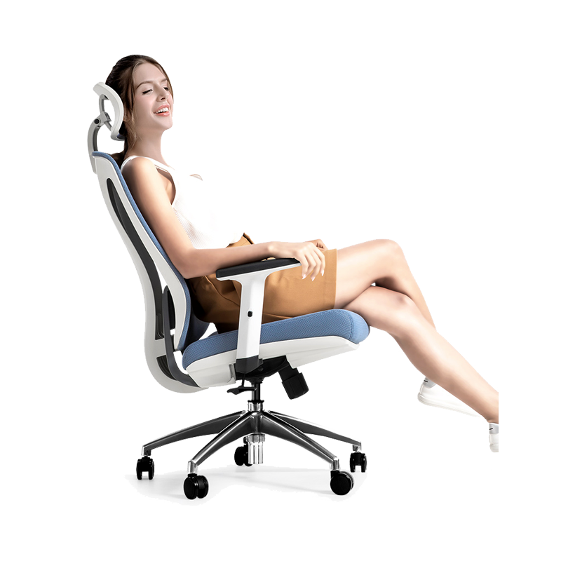 M8 Ergonomic Chair Computer  Household Swivel  Waist Guard Boss  Office  Electronic Game