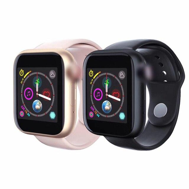 Z6 2G SIM TF Cartão de Áudio e Vídeo Player Relógio de Sono Crianças Crianças Freqüência Cardíaca BP Saúde Rastreador Android inteligente relógio para homens