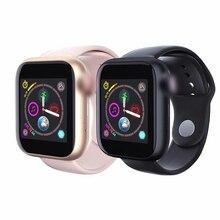 Z6 هاتف أندرويد ذكي ساعة الرجال النساء Smartwatch دعم 2G SIM TF بطاقة مع النوم رصد مشغل فيديو ساعة الاطفال الساعات