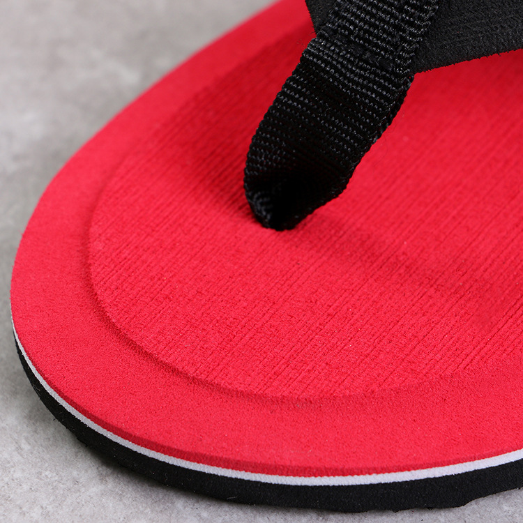 Men Summer Flip Flops Beach Sandals Anti-slip Casual Flat Shoes High Quality Slippers Zapatos Chanclas De Hombre Chaussure Homme 4