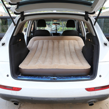 SUV inflatable car mattress air camping bed seat  for