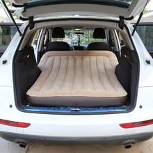 SUV inflatable car mattress air mattress camping bed air seat  air mattress for car big size moonet dark green suv car cushion auto air matting flocked air bed inflatable for road trip travel camping