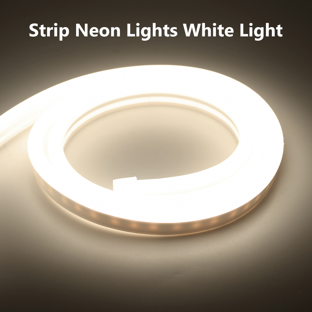 H9b151cc534514312acfa66bc465b2b53D 6mm Narrow Neon light 12V LED Strip SMD 2835 120LEDs/M Flexible Rope Tube Waterproof for DIY Christmas Holiday Decoration Light