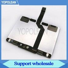 """Panel táctil Original usado con Cable flexible 593 1657 A para Macbook Pro Retina de 13 """"A1502 Late 2013 Mid 2014"""