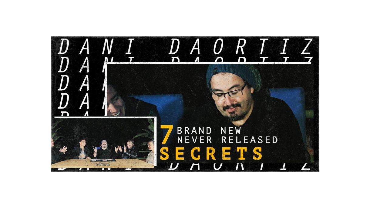 7 Secrets By Dani DaOrtiz - Magic Tricks
