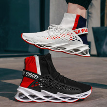 2020 new mens casual shoes mens non slip socks knife tide shoes breathable lightweight mens sports shoes breathable net shoes