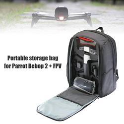 Suitable For Parrot Parrot Bebop 2 Shoulder Slung Handbag Bag Waterproof Drone Storage Backpack Portable Durable Carry Bag