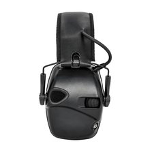 Electronic Shooting Earmuff Anti-noise Sound Amplification Tactical hunting Hearing Protection Headset Foldable