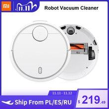 Xiaomi Robot aspirador Mi para el hogar, limpiador automático de suelos duros, alfombras, Planificación inteligente, Control por aplicación Wifi MIJIA