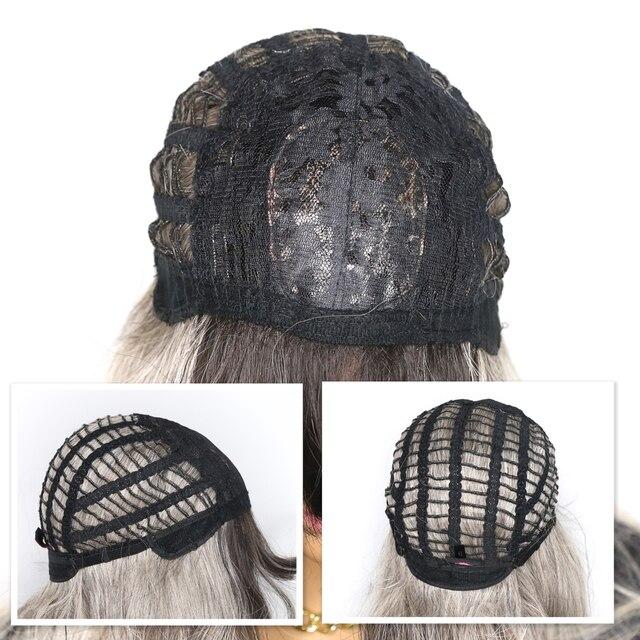 парик sivir из синтетических волос парики для женщин с натуральными фотография