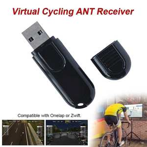 Speed-Sensor Game Receiver Computer ANT Bicycle Black USB Vehicle ABS Durable Off-Road