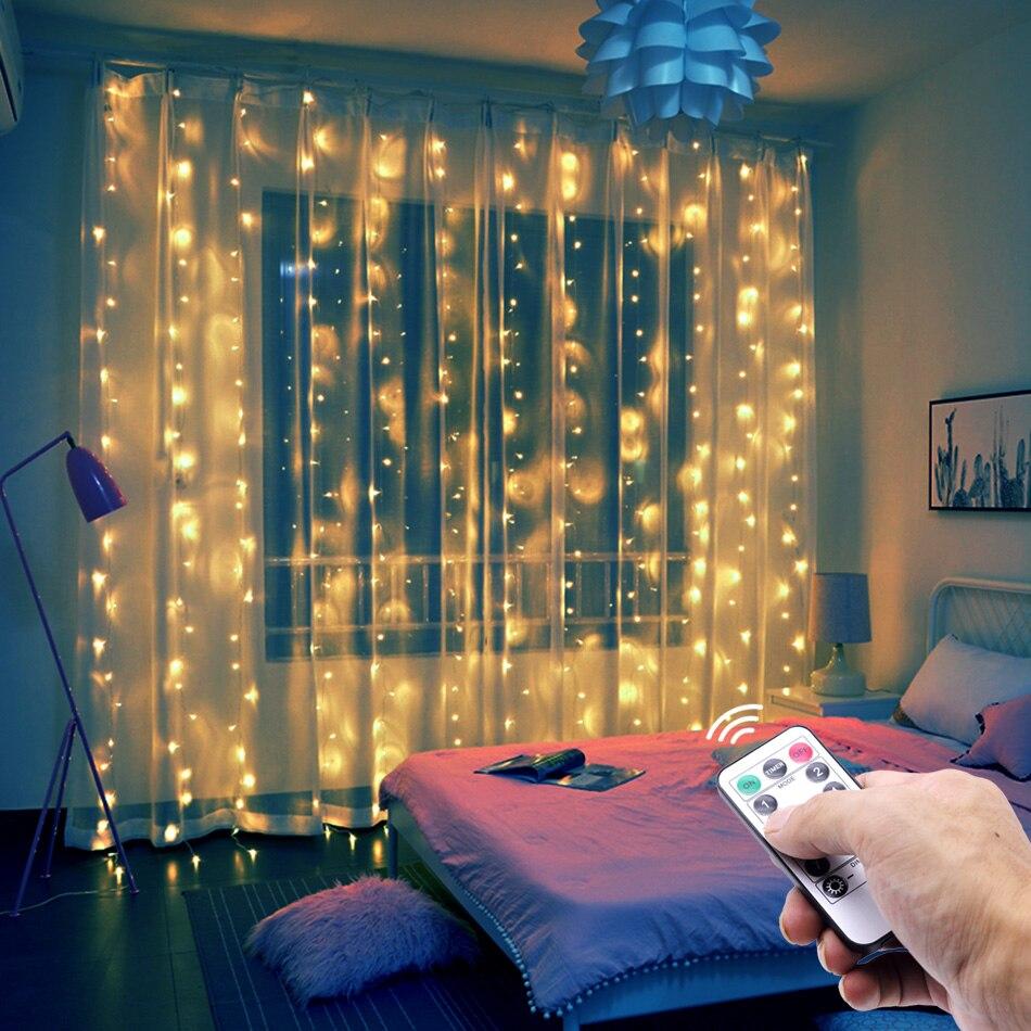 3m 300 led wedding fairy string light