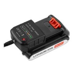 Li-ion NIMH Battery Charger For Black Decker 10.8V 14.4V 18V 20V bd18v LBXR20 Electric Drill Screwdriver Tool Battery Accessory