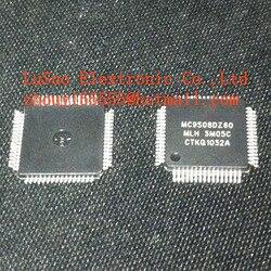 5pcs MC9S08DZ60MLH MC9S08DZ60 MC9S08 LQFP64 original Novo