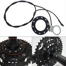 Elektryczny Bz-10c roweru 10 magnesów System czujnik asystenta pedału interfejs SM metalowy System PAS 10 czujnik prędkości magnesu