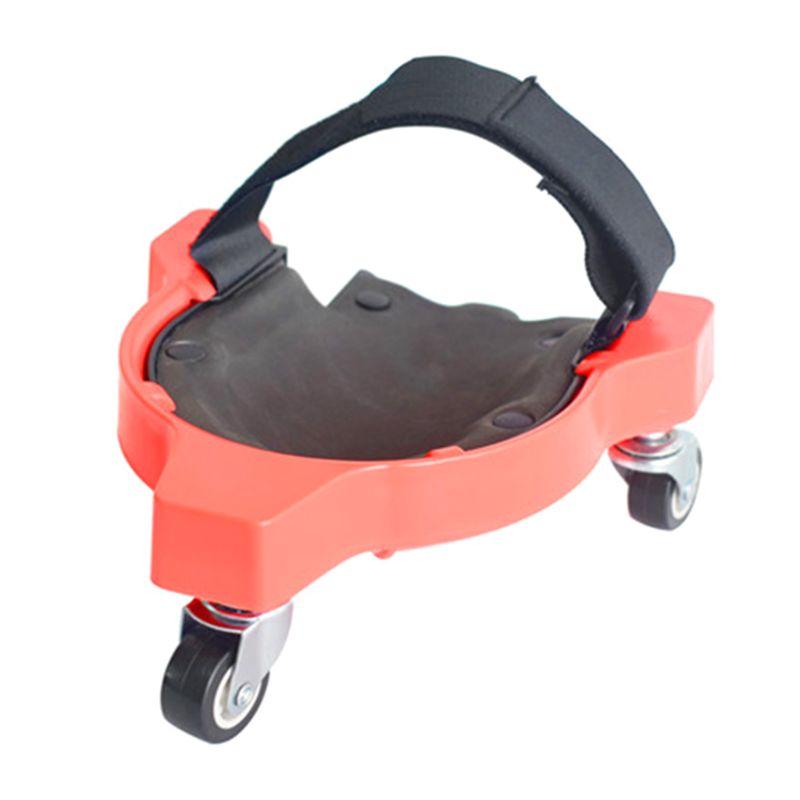 Multifuncional universal roda polia joelho almofada protetor construção piso de trabalho 964e-3