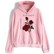 shawn mendes Pullovers women hoodies 2019 streetwear harajuk