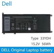 Dell 17 Original New Substituição da bateria Do Portátil para Dell Inspiron 7778 7779 7773 15 7577 G3 15 3579 17 3779 P30E Série 33YDH