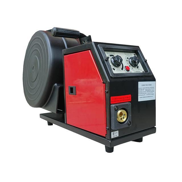 Профессиональный Фидер для проволоки 350A DC24v, 4 рулона 0,8 1,6 мм, кормовые рулоны 300 мм, катушка MIG, сварочный аппарат, фидер с дистанционным управлением