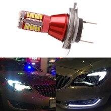 New 3014 57 SMD Canbus Error Free Car LED Side Light Bulbs Car Fog Lamp White