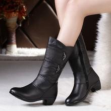 Женская обувь для мамы; обувь; Ботинки на высоком каблуке сапоги