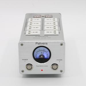 Image 2 - Neue 3000W Power Filter Purifier Blitzwolf Schutz Steckdose UNS Stecker Und Globale Universelle Buchse