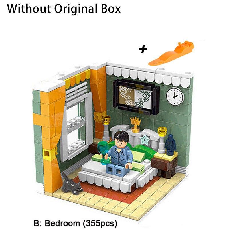 Xingbao 01401 02 genuíno blocos de construção