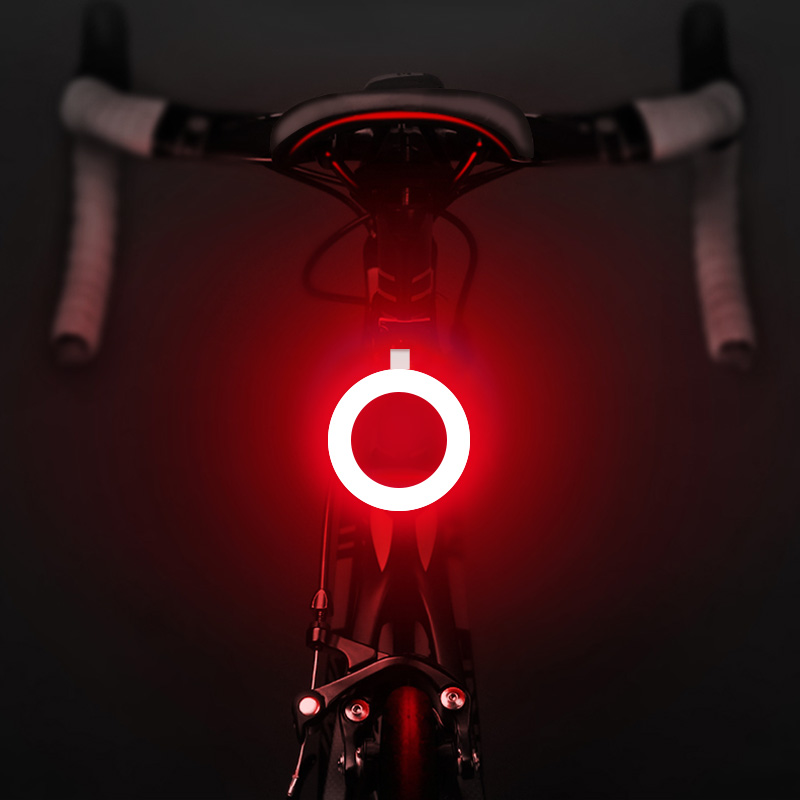 USB Charge Flashlight  For Bicycle Light 7 Styles Led Bike Flash Taillight Cycling Night Warning Lights Cyling Lamp