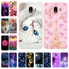 For Samsung Galaxy J4 2018 Soft Silicone Case Cover Cute For Samsung J 4 Plus 2018 400 F J 400 415 F Phone Cases Coque Capa