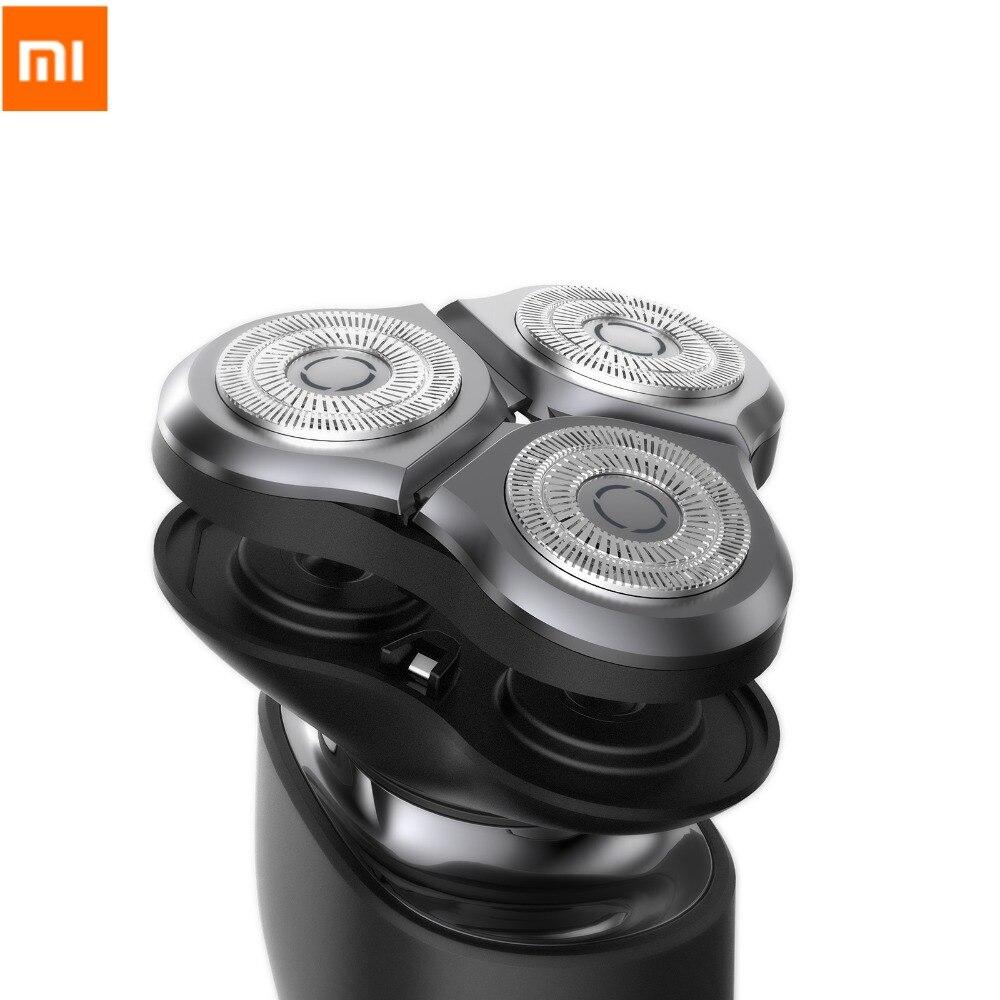 الأصلي شاومي Mijia ماكينة حلاقة كهربائية فليكس الحلاقة رئيس فقط ل شاومي Mijia ماكينة حلاقة كهربائية S500 S500C
