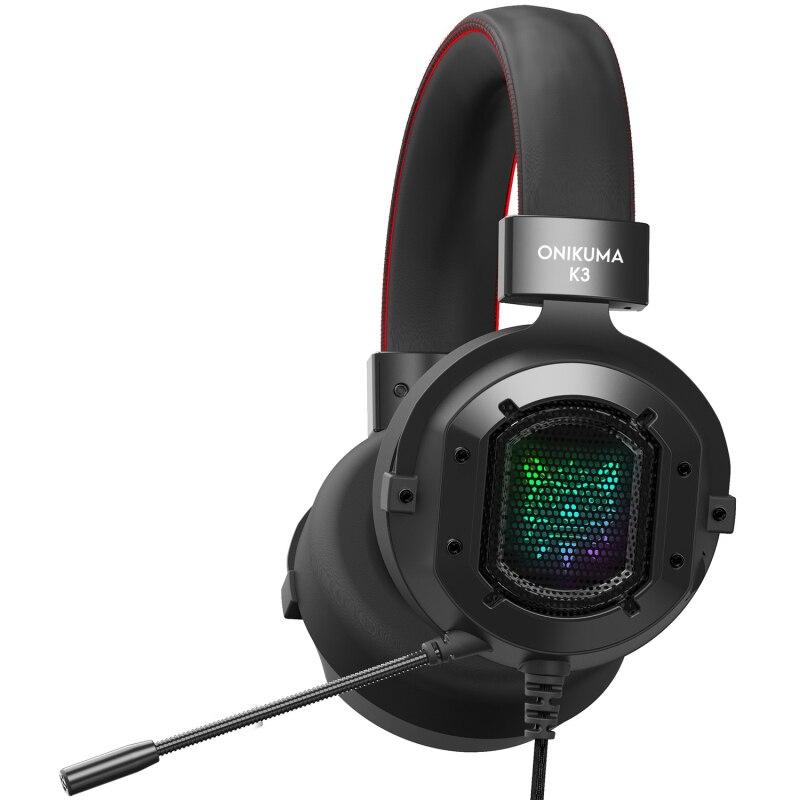 1pcs gaming headset k3 fone de ouvido