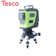 Green Beam Laser Level Self-leveling Horizontal and Vertical Cross Line 12 Lines 3D Laser Level aculine ak437g green 2 lines green laser level green ray level