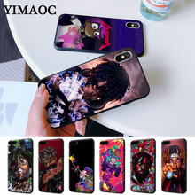 Lil Uzi Vert Silicone Case for iPhone 5 5S 6 6S Plus 7 8 11 Pro X XS Max XR