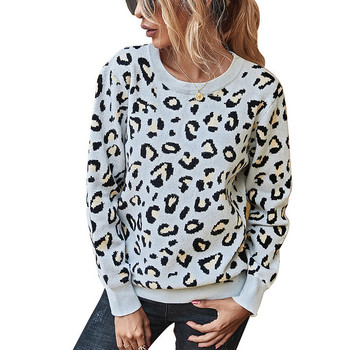 Autumn winter Women's sweaters O-Neck Hollow out Loose knitted Jumpers long sleeve leopard sweater oversize ladies pullover tops vintage cartoon knitted loose autumn winter sweaters women 2020 casual pullovers sweater oversize o neck long sleeve ladies tops