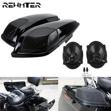 Housse de selle de moto avec haut-parleur 5