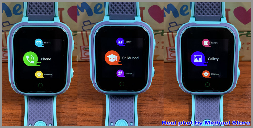 H9b1a812940cc433cb06d40817f609c6eX LT21 4G Smart Watch Kids GPS WIFI Video Call SOS IP67 Waterproof Child Smartwatch Camera Monitor Tracker Location Phone Watch