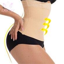LANFEI Waist Trainer Strap Body Shaper Belt Slimming Corset Womens Modeling Cincher Supports Shapwear Underwear Belly Band