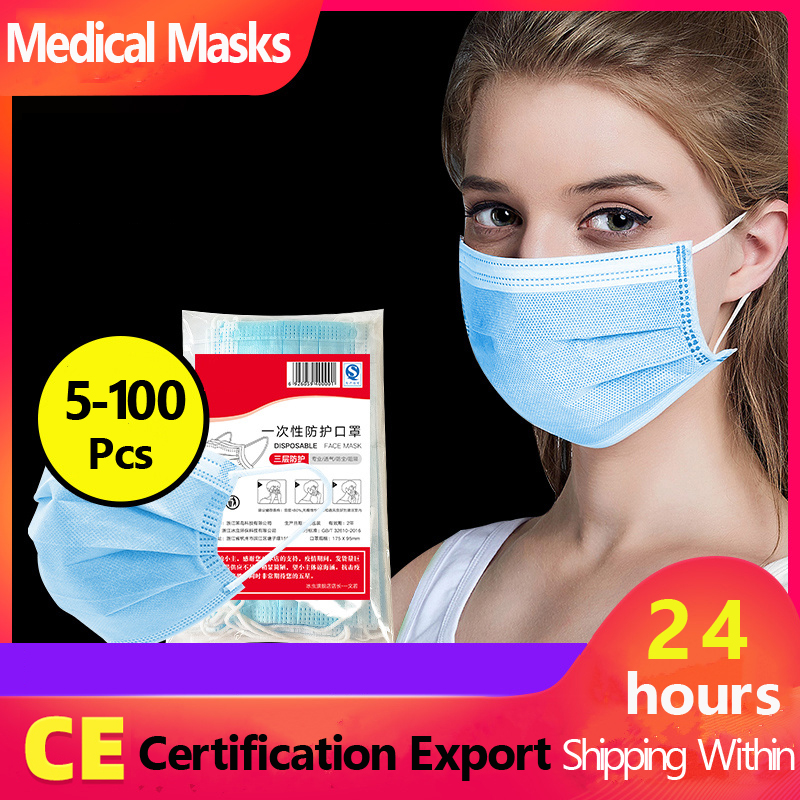 Mouth Mask Coronavirus Washable Cotton Mondmasker Covid 19 Filter Antibacterial Pollution Masks Surgical Disposable Face Mask