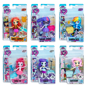 Image 3 - My Little Pony Mô Hình Búp Bê Celestia Khớp Di Chuyển Rainbow Dash Nhựa PVC Trong Hoạt Bộ Hot Đồ Chơi Dành Cho Trẻ Em bonecas