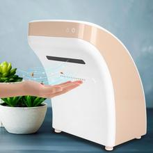 Automatic Hand Dryer 850W Positive and Negative Ion High Speed Electric Handdryer with Hot and Cold Wind Household Appliances itas1307 elegant stainless steel high speed hand dryer intelligent induction hand dryer convenience drying hand