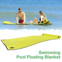 Tear-Resistant Water Blanket Water Floating Pad Bed The Softest Water Float Mat Swimming Accessories