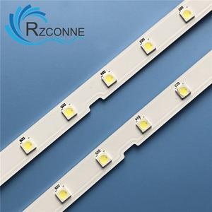 Image 3 - LED Backlight strip bar 38 lamp for AOT_49_NU7300_NU7100_2X38_3030C_d6t 2d1_19S2P UE49NU7140 UE49NU7100  BN61 15483A LM41 00557A