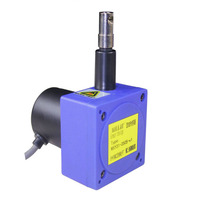 miniature Style Wire Rope Sensor Cable Sensor Displacement Sensor Elevator Sensor Cable Encoder Rope Sensor Rresistance output