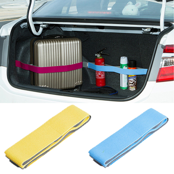 durable car trunk organizer stowing tidying auto storage box car trunk bag oxford cloth interior accessories Car-styling Promotion Car Trunk Organizer Elastic Strap Fixed Sundry Stowing Tidying Auto Interior Accessories