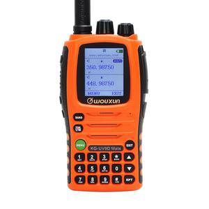 Image 1 - Wouxun KG UV9D メイト 7 バンド/エアバンド 10 ワット powerfrul 3200 mahcross リピータアマチュアアップグレード KG UV9D プラスアマチュア無線トランシーバー