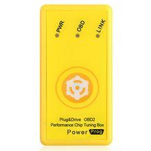 Plug and Drive SuperOBD2 Performance Chip Tuning Box for Benzine Car benzine cars obd2 performance chip tuning box 35