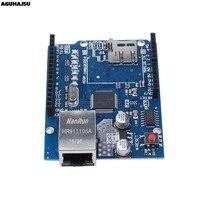 UNO Shield Ethernet Shield W5100 R3 UNO Mega 2560 1280 328 UNR R3 only W5100 Development board FOR Arduino