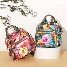 Women's Fashion Bag Fashion Mummy Maternity Nappy Bag Large Capacity Nappy Bag Travel Backpack Nursing Bag for Baby Care