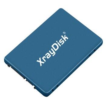XrayDisk SSD 2,5 дюйма SATA3 Hdd SSD 120 ГБ ssd 240 ГБ 480 ГБ SSD 512 ГБ Внутренний твердотельный жесткий диск, жесткий диск для ноутбука, настольного компьютера